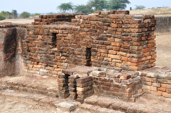 हडप्पा च्या पाच हजार वर्ष जुन्या वीटा