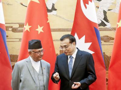 China Nepal Rail Link