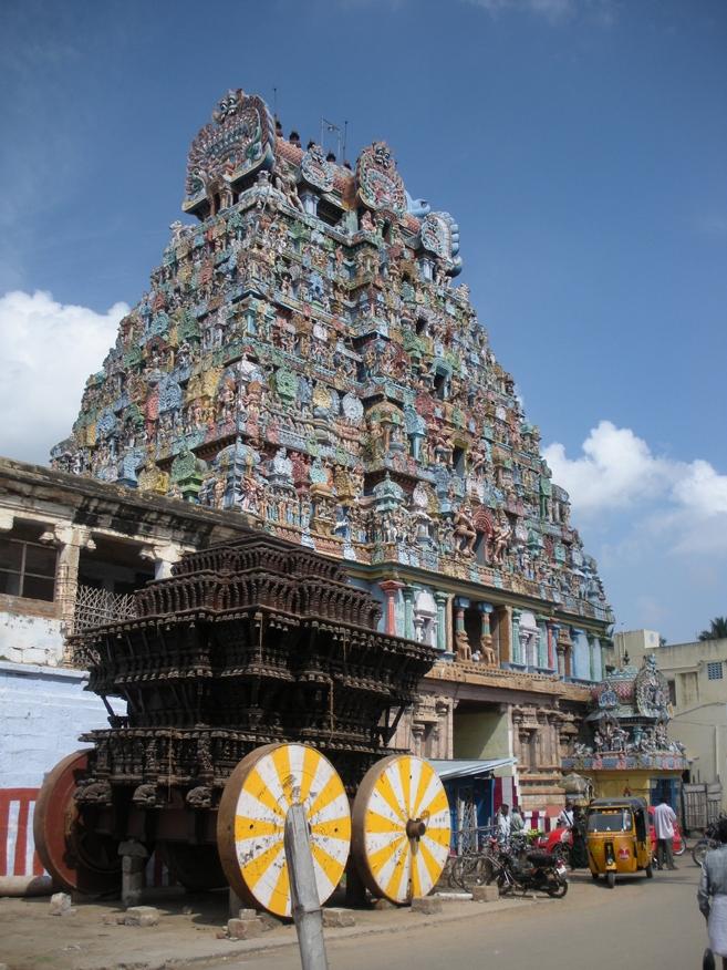 जंबुकेश्वर मंदिर