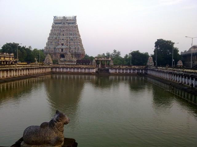 तिलई नटराज मंदिर
