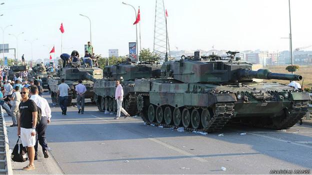 तुर्की विद्रोह - २