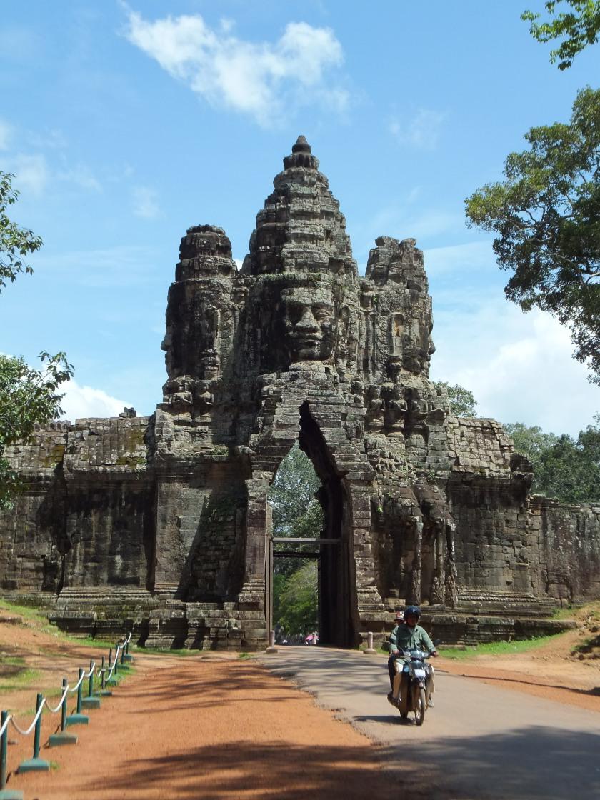 आग्नेय आशियातली हिंदू मंदिरं