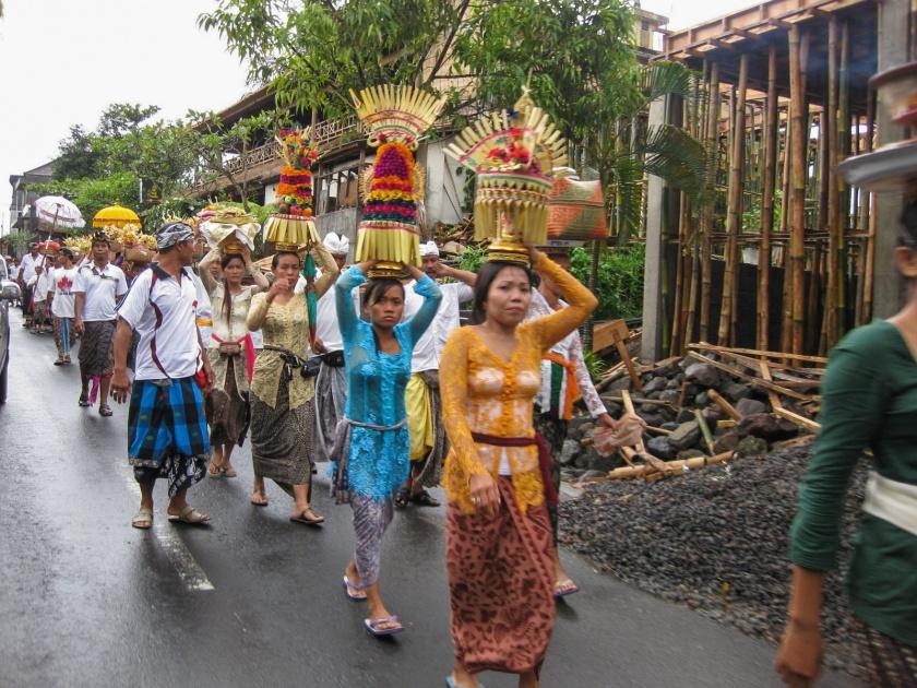 इंडोनेशियातील हिंदू उत्सव