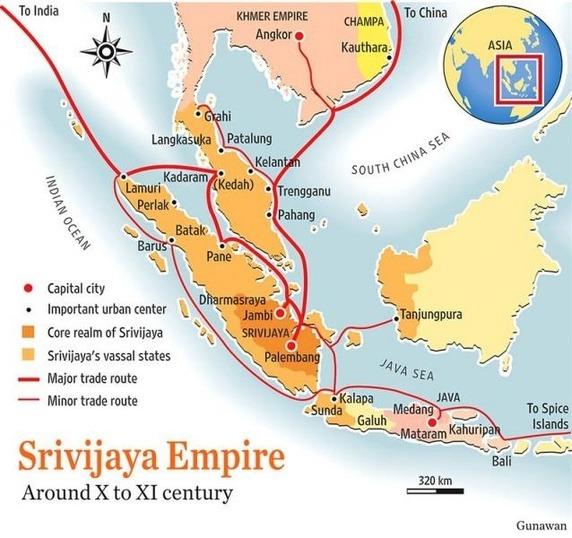 श्रीविजय साम्राज्य