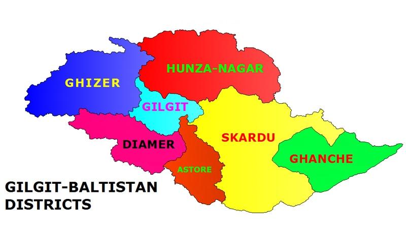 गिलगित - बाल्टिस्तान -१